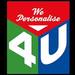 We Personalise 4 U